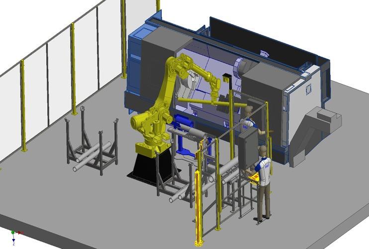 Engineering & Realisierung von Automatisierungslösungen