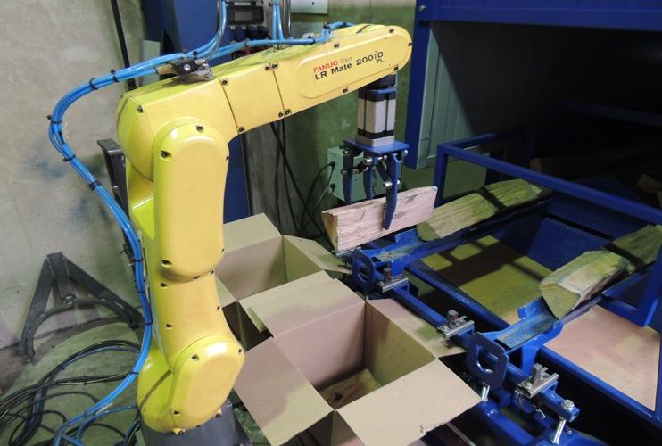 Konstruktion von Sondermaschinen: Verpackungsanlagen