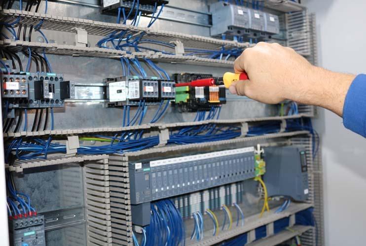 Dienstleistungen für Automatisierungslösungen