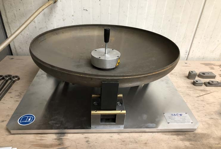 Anlagen zur Metallbearbeitung