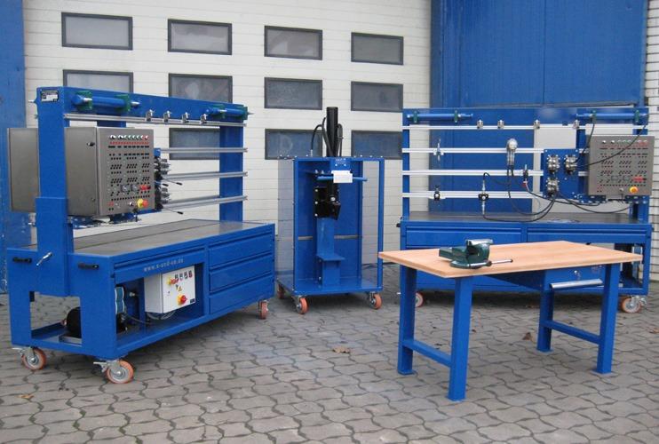 Dienstleister und Kontakt für hydraulische Lehr- und Trainingssysteme