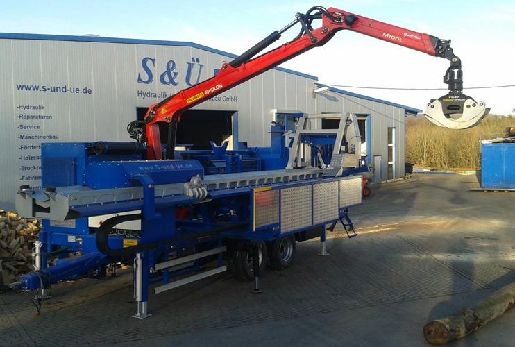Maschinenbau | Sondermaschinenbau für Holzbearbeitung
