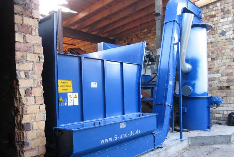Trocknungsanlage Sondermaschinenbau