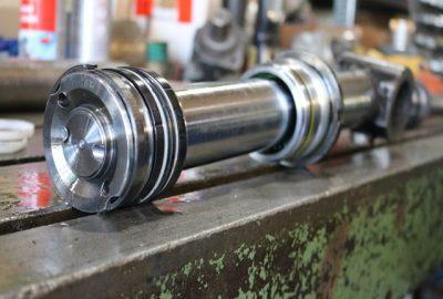 Reparatur Hydraulikzylinder